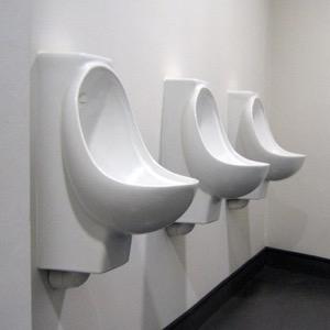 airflush urinal