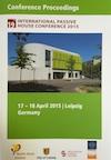 Leipzig Passivhaus conference