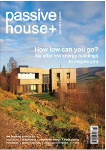 passive house plus magazine