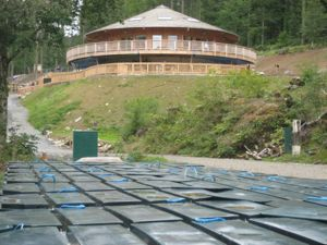 biofilter sustainable sewage treatment