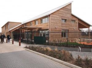 Oakmeadow passivhaus school Wolverhampton