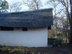 Rowardennan public toilets and visitor centre