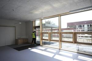 Swillington Passivhaus School Leeds