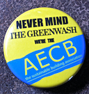 AECB never mind the greenwash