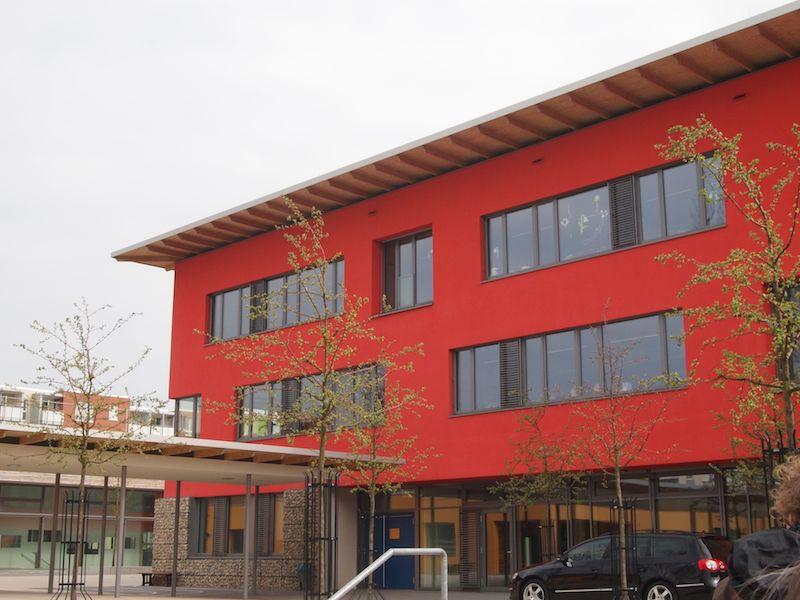 Passivhaus School Frankurt