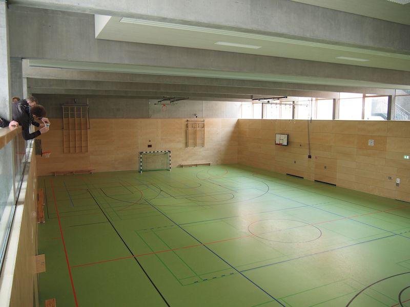Valentin Senger Stra 223 E Passivhaus School Complex Frankfurt