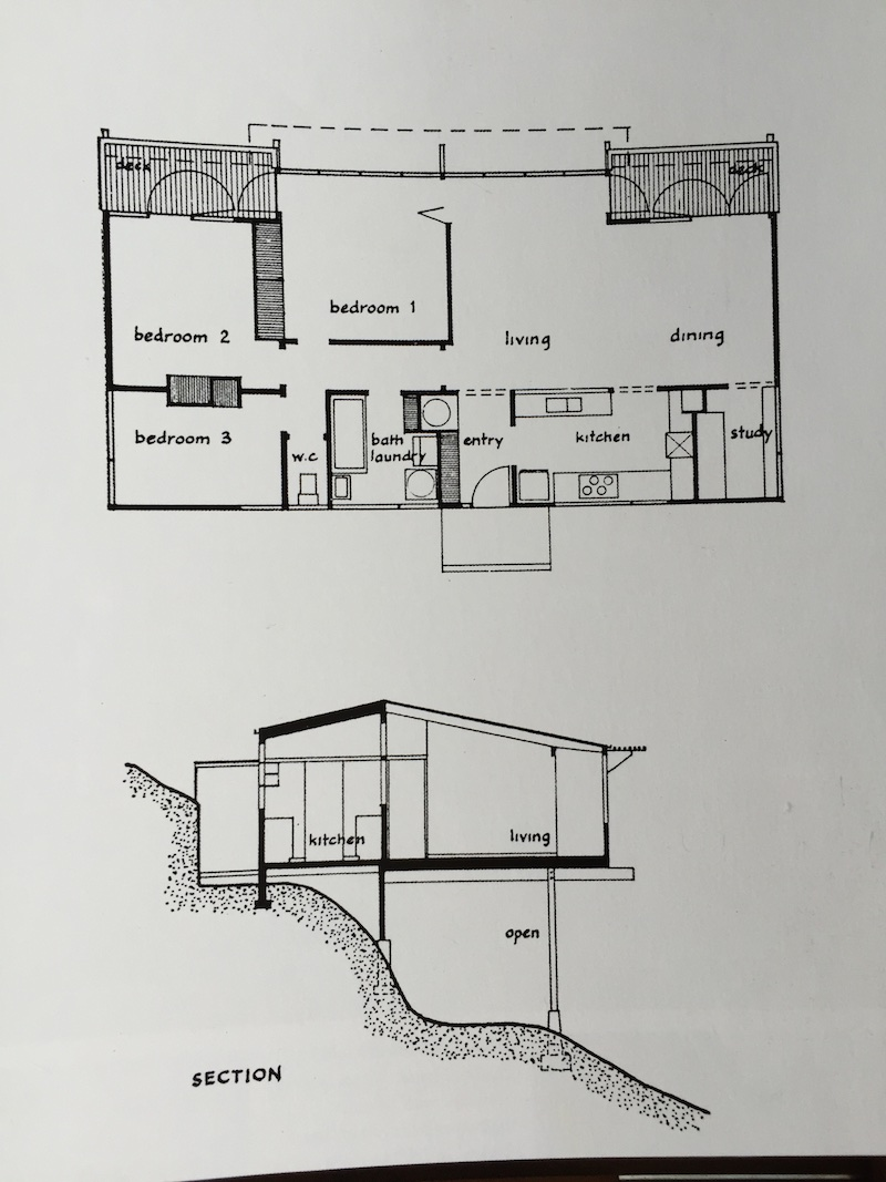 Bailey House by William Toomath 1959