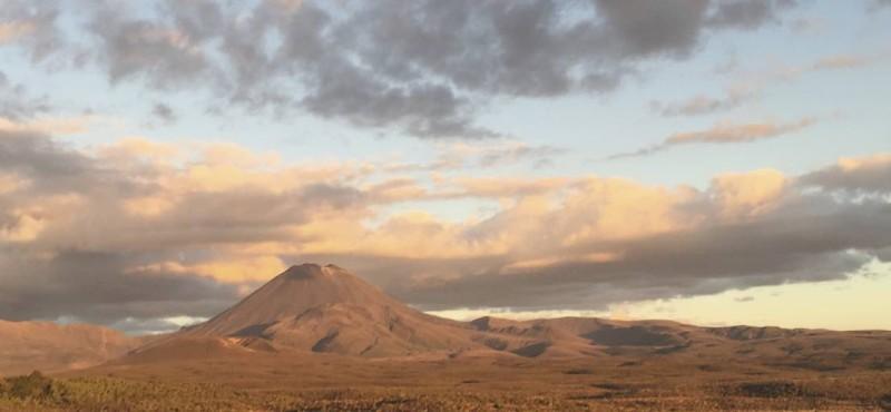Mount Doom New Zealand