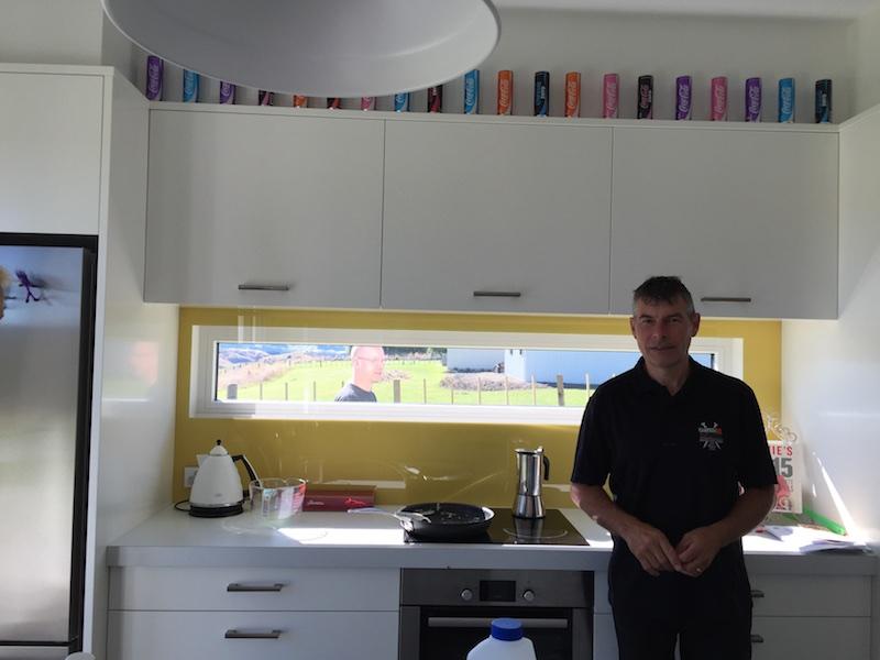 Whanganui passivhaus kitchen