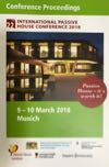 Munich Passivhaus conference 2018