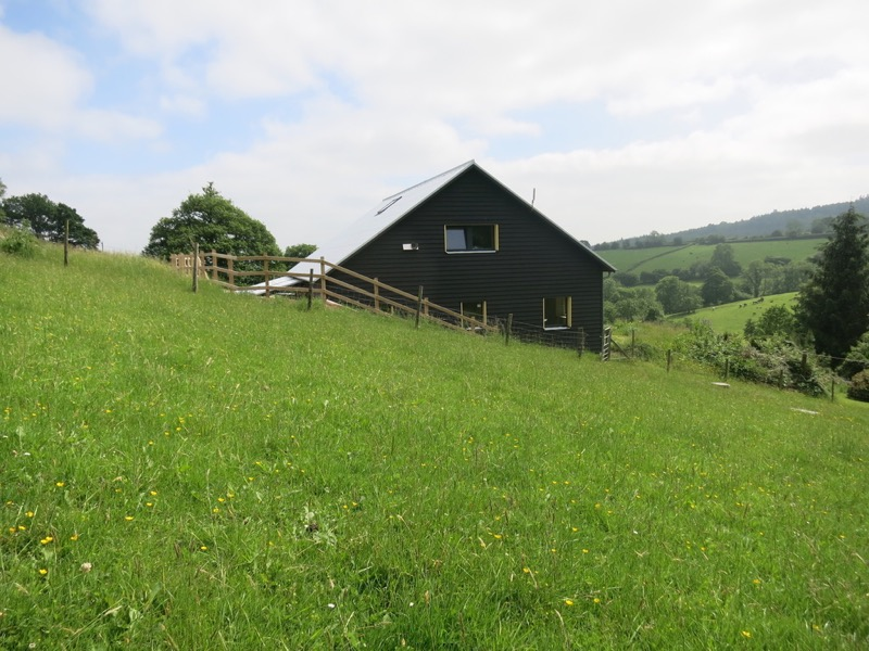Presteigne timber passivhaus