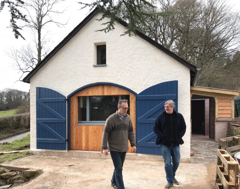 AECB Building Standard garage conversion