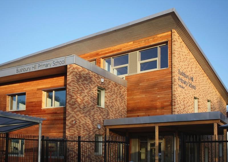 Bushbury passivhaus school