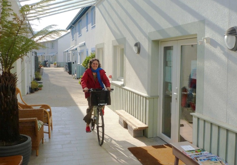 Lancaster co housing passivhaus development