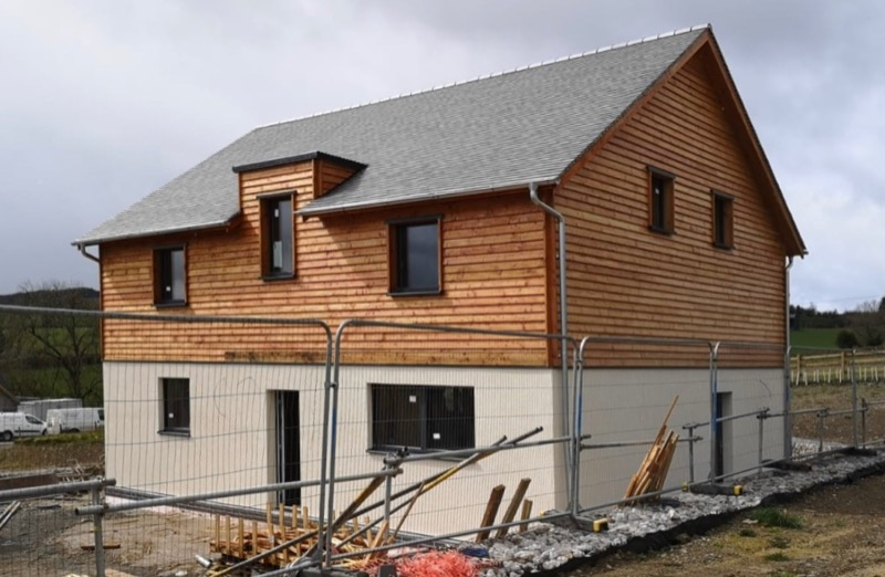 timber passive house bishops castle