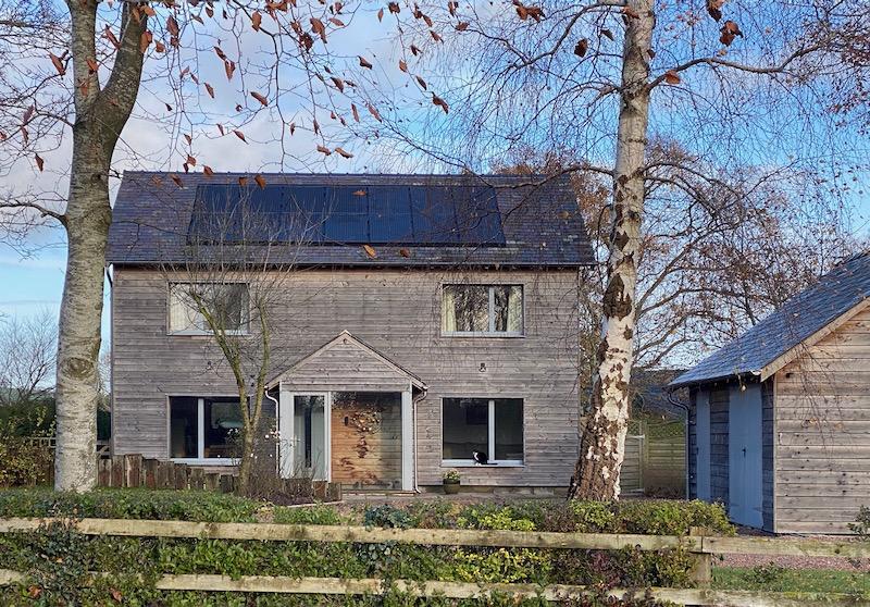 Garway Passive House